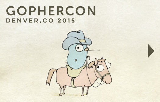 GopherCon 2015 souvenir key card. This is a mock up -- the real thing will be even more awesome!